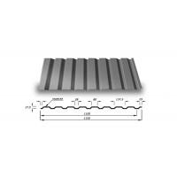 Профнастил С20 0.9 мм с полимерным покрытием