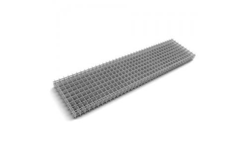 Сетка сварная (дорожная) 100х100х5 мм 2х6 м